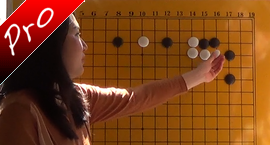 weiqi Two testing moves