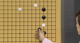 weiqi Keymove for attacking