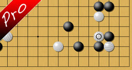 weiqi Sealing the win