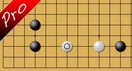 baduk Attack the two space extension