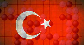 weiqi Go around the world: Turkey
