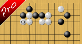 baduk Modern fighting joseki